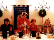 Workshop Soroptimist Cortina, 13.12.11