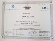 Diploma Coordinatore Genitoriale Forense